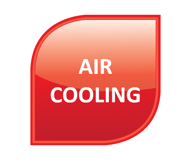 Air Cooling (Flat)