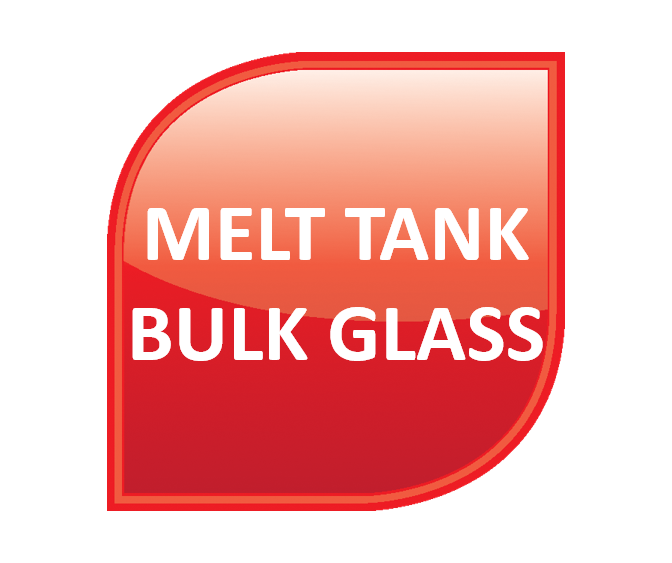 Melt Tank - Bulk Glass