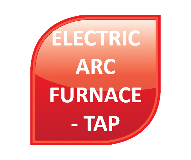 Iron to Steel - Electric Arc Furnace - Tap