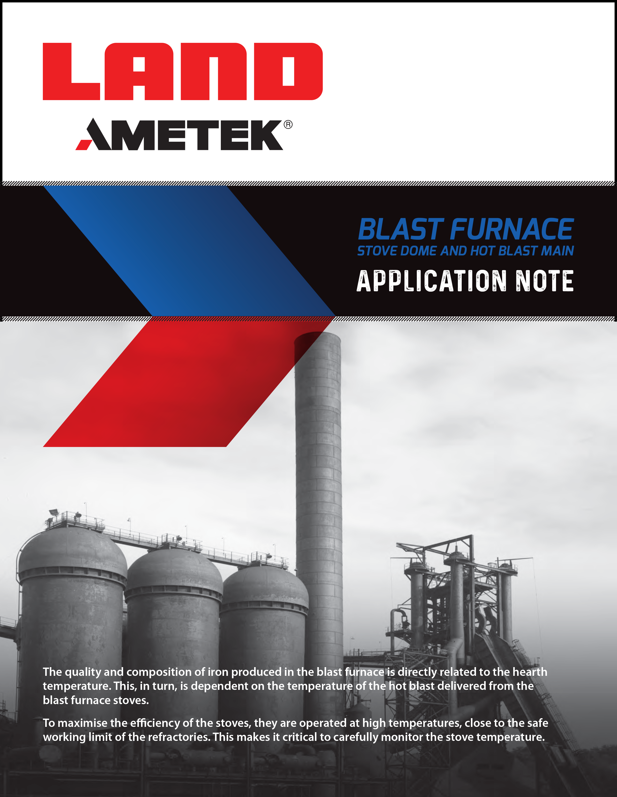 Application Note - Blast Furnace